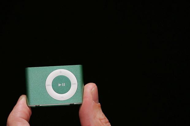 iPod Shuffle (Foto: Cate Gillon)