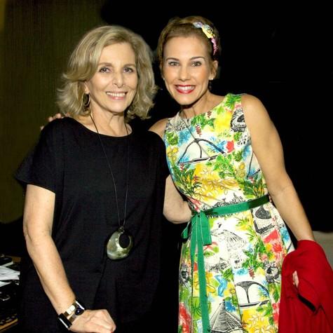 Irene Ravache e Andréia Veiga (Foto: Divulgação)