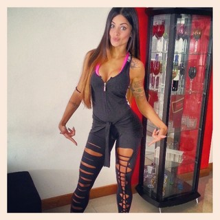 Aline Riscado (Foto: Instagram / Reprodução)