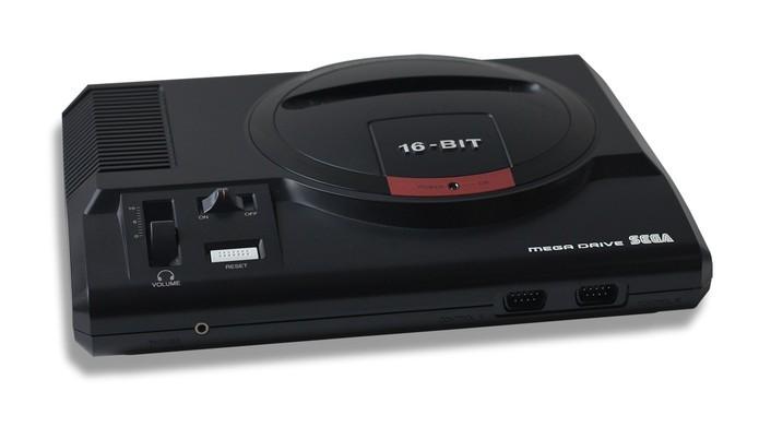 Novo Mega Drive é anunciado com design original (Foto: Divulgação/Sega)