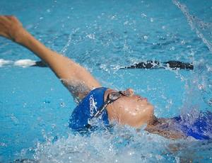 Edênia Garcia, nadadora paralímpica (Foto: Márcio Rodrigues/MPIX/CPB)
