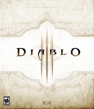 Capa da edição de colecionador de 'Diablo III', que chega ao Brasil no dia 7 de junho por R$ 350 (Foto: Divulgação)