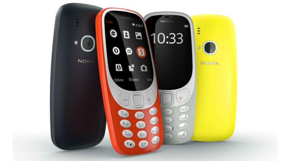 O novo Nokia 3310: bateria é um dos maiores trunfos (Foto: Nokia)