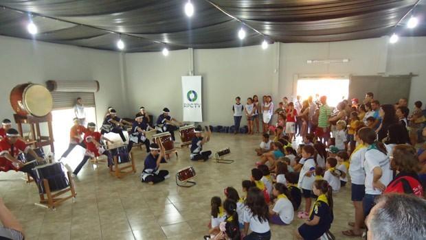 Edição anterior do Arte em Todos os Cantos foi realizada no Jardim Morumbi (Foto: Divulgação/RPC TV)