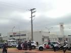 Tumulto envolve sindicalistas e trabalhadores na LG em Taubaté, SP