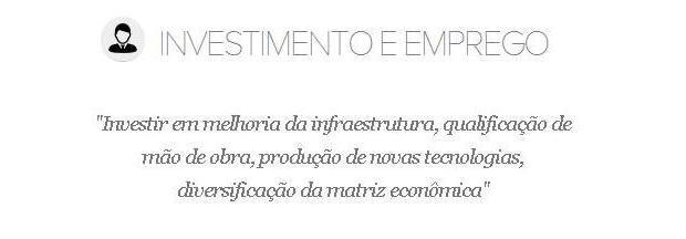 Investimento Sartori (Foto: Reprodução)