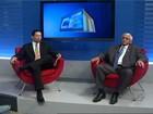 Raimundo Macedo é entrevistado pelo CETV em Juazeiro do Norte