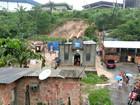 Chuva desta terça (27) em Manaus resulta em mais de 50 ocorrências
