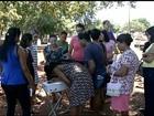 Bebê que morreu na fila por cirurgia é enterrado no sul do Tocantins
