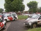 Três ficam feridos em troca de tiros em favela na zona norte de Ribeirão Preto