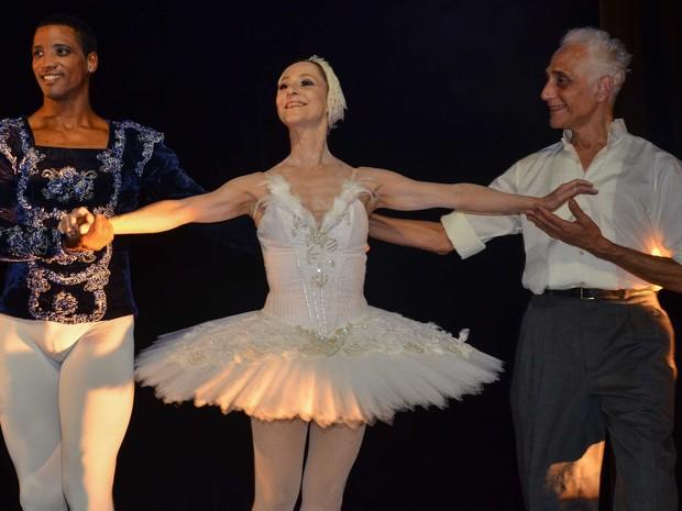 Ana Botafogo se apresenta em São Paulo (Foto: Caio Duran/ Ag. News)