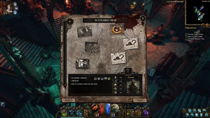 The Incredible Adventures of Van Helsing 2 agora possui cenários extras para serem explorados e mais modalidades de partidas online (Foto: Divulgação/NeocoreGames)