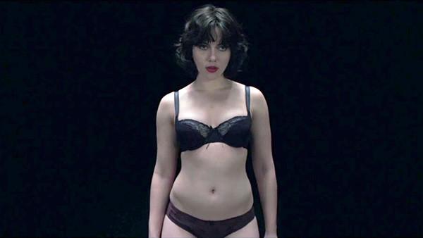 Scarlett Johansson – Sob a Pele (2013) (Foto: Divulgação)