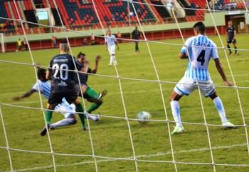 Galvez x Paysandu 1ª fase Copa Verde (Foto: Duaine Rodrigues)