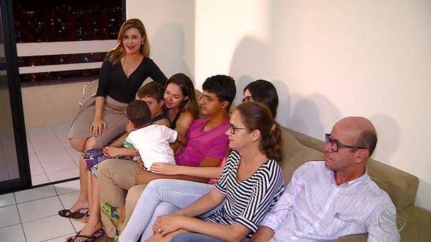 Priscilla Bitencourt mostrou a relação do público com a TV Sergipe (Foto: Divulgação / TV Sergipe)