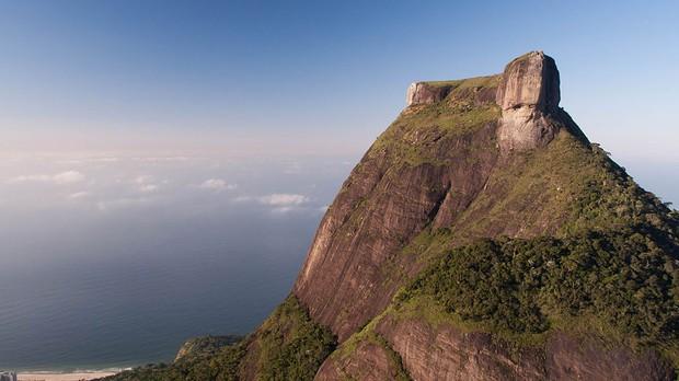 Pedra da Gvea (Foto: Carlos Perez Couto / Wikimedia Commons)