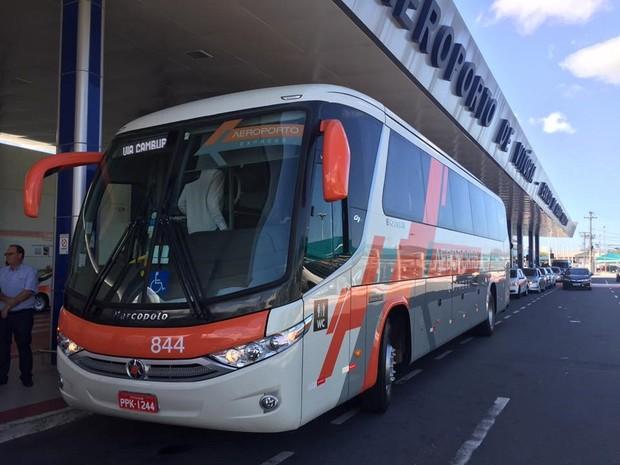Linha 'Aeroporto - Guarapari' ganha novos ônibus e horários (Foto: Divulgação/ Setur-ES)