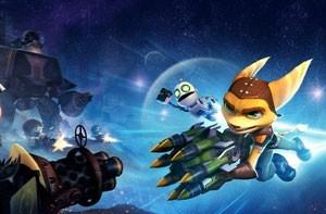 'Ratchet & Clank: Full Frontal Assault' terá versão para o Vita (Foto: Divulgação)