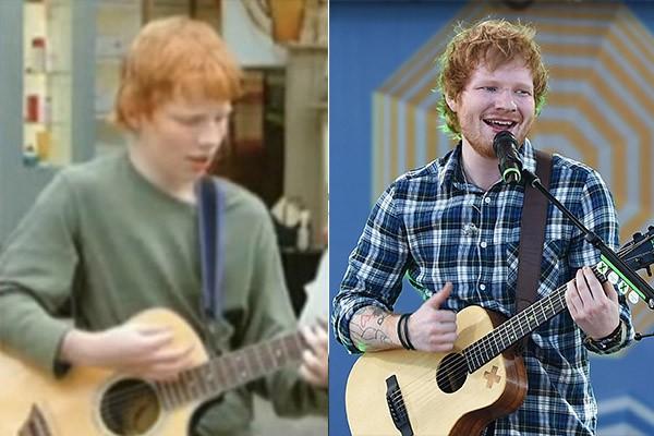 Ed Sheeran (Foto: Getty Images/Reprodução)