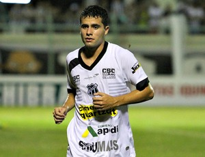 Eduardo, meio-campista do Ceará (Foto: Divulgação/Cearasc.com)