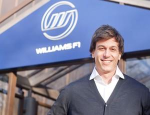 Toto wolff, diretor executivo da Williams (Foto: Divulgação / WilliamsF1.com)