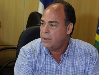 Ministro da Integração, Fernando Bezerra Coelho (Foto: Luna Markman/G1)