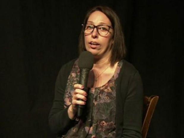 Romina diz que ficava mais difícil conhecer homens à medida que sua condição piorava  (Foto: BBC)