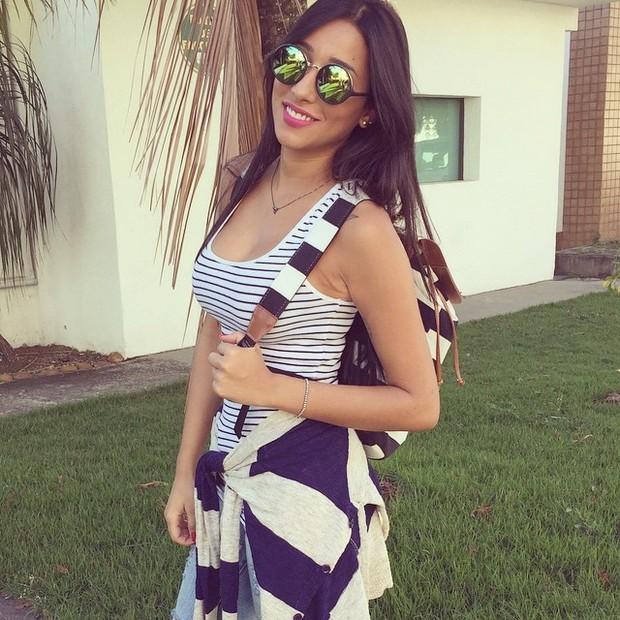 Talita Araujo  (Foto: Instagram / Reprodução)