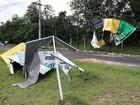 Impasse entre empresários resulta em disputa por terreno, em Manaus