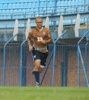 Eduardo Costa Avaí (Foto: André Palma Ribeiro/Avaí FC)