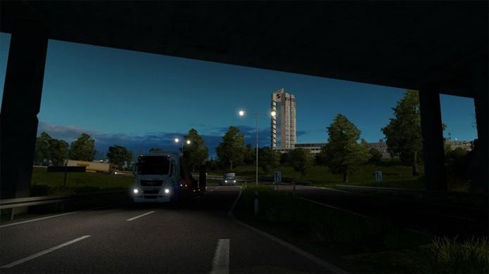 Não se descuide do resto do trânsito, principalmente à noite (Foto: CarGamingBlog)
