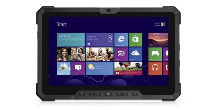 Tablet roda sistema Windows 8.1 (Foto: Divulgação/Dell)