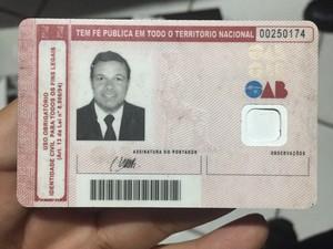 Rangel Menezes de Oliveira foi levado em estado grave para o HGE (Foto: Divulgação/Oplit)