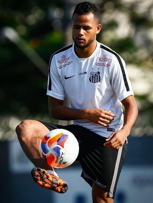 Geuvânio Santos (Foto: Ricardo Saibun / Santos FC)