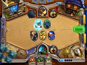 Imagem de 'HearthStone', game de cartas da Blizzard (Foto: Divulgação/Blizzard)