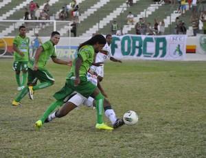 Sousa x Baraúnas (Foto: Jefferson Alves )