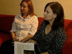 Irmãs que moram no RS querem sepultamento em Canoas (Foto: Reprodução/TV Globo)