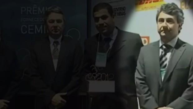 Frederico Pacheco, primo distante do senador Aécio Neves (PSDB-MG), acusado de receber propina em nome do tucano (Foto: Reprodução/TV Globo)