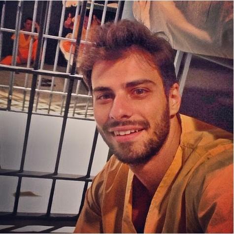 Lucas Malvacini é o Anjinho de 'Amor à vida' (Foto: Arquivo pessoal)
