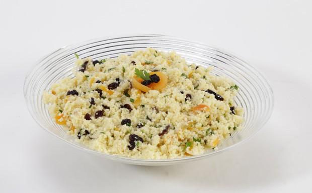 'Cozinheiros em Ao' - Ep. 13 - Joana: salada de cuscuz marroquino (Foto: Reproduo / GNT)