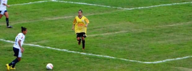 Giovânia São José São Bernardo Futebol Feminino (Foto: Filipe Rodrigues)