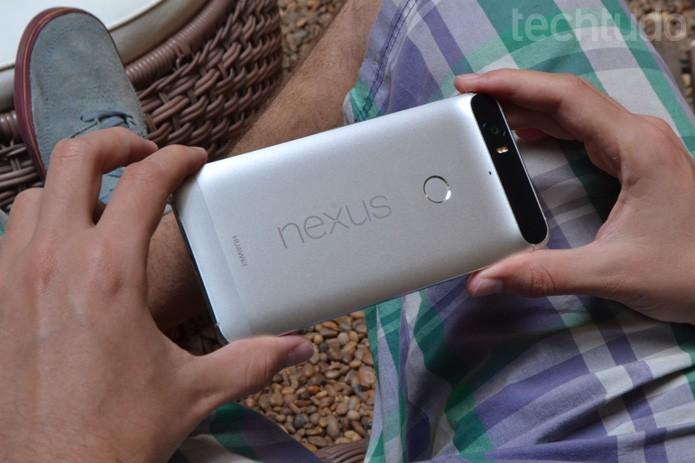 Nexus 6P (Foto: Melissa Cruz / TechTudo)