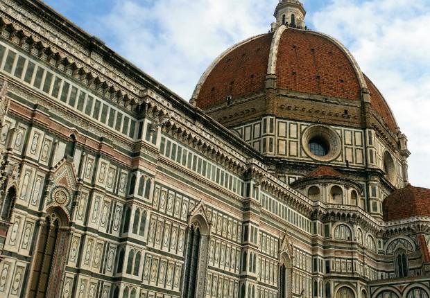 Florença na Itália (Foto: Reprodução/Facebook)