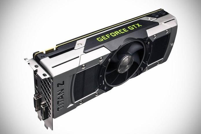 Nova placa da Nvidia é a mais poderosa da história, segundo a empresa (Foto: Divulgação/Nvidia)
