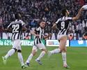 Com gols de 'peladão', Juve vence lanterna e segue na ponta do Calcio