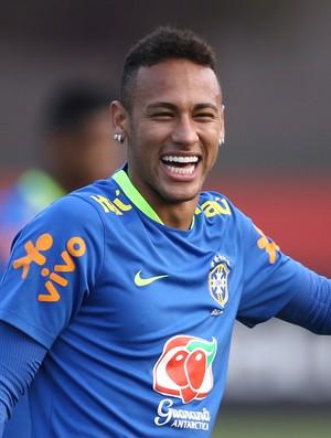 Neymar Treino Seleção Brasileira Olímpica (Foto: Lucas Figueiredo / MoWA Press)