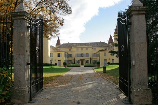 Chateau de Pierreux  (Foto: Divulgação)