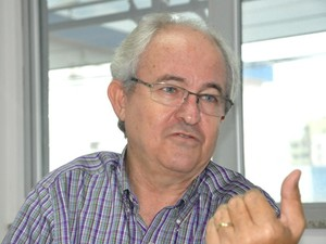 O deputado federal eleito Adilton Sachetti (PSB). (Foto: Jéssica Brito / G1)
