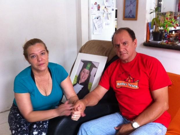 Widny precisou passar por uma cirurgia no braço (Foto: Rejane Gambim/RBS TV)