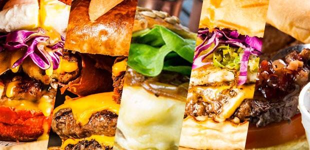 5 hambúrgueres diferentes para impressionar  (Foto: Reprodução)
